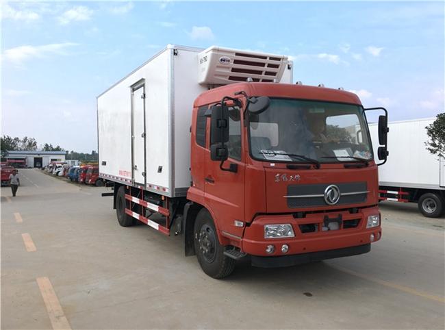 东风天锦国五冷藏车(6.6米)