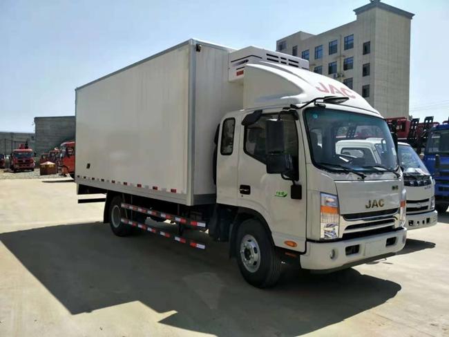江淮帅铃国五冷藏车(5.2米)