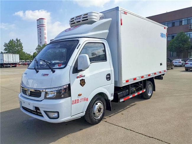 东风途逸国六冷藏车(3.5米)