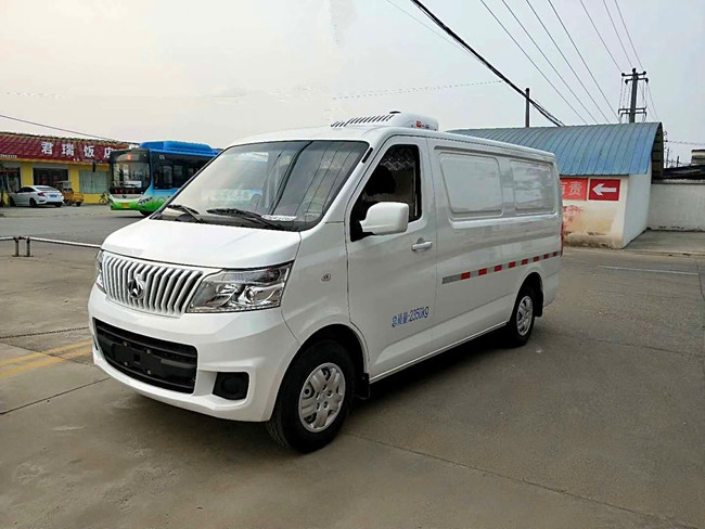 长安M80国六面包冷藏车(国六)
