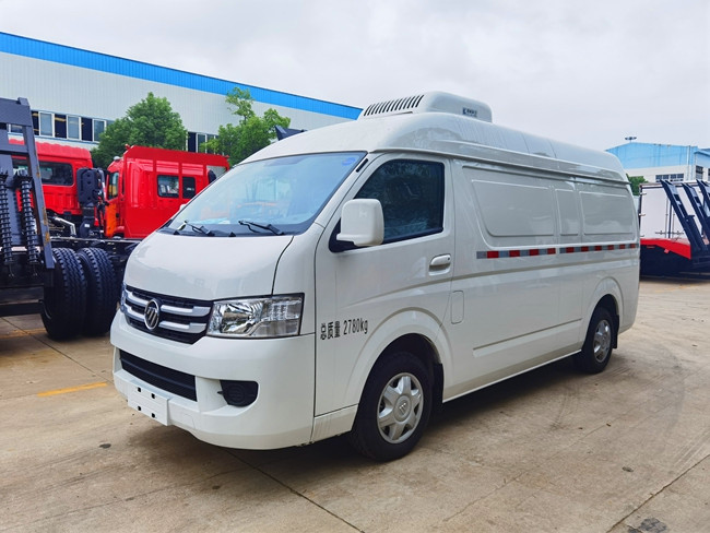 福田G7国六面包冷藏车(国六)