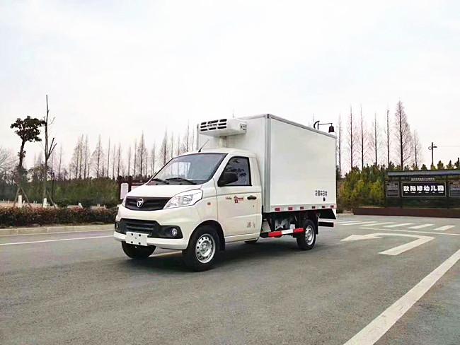 福田祥菱国六冷藏车(2.8米)