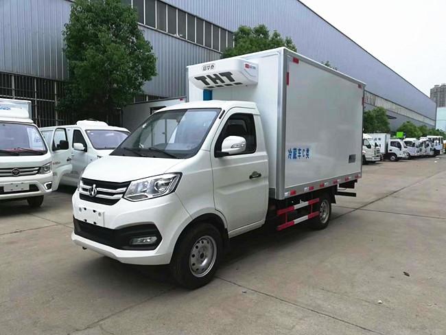 长安国六冷藏车(3.0米)